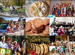 Вкусные фестивали в Украине осенью 2015 года