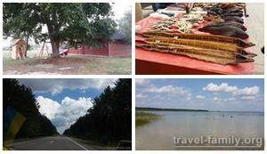 Сколько стоит отдохнуть на Шацких озерах