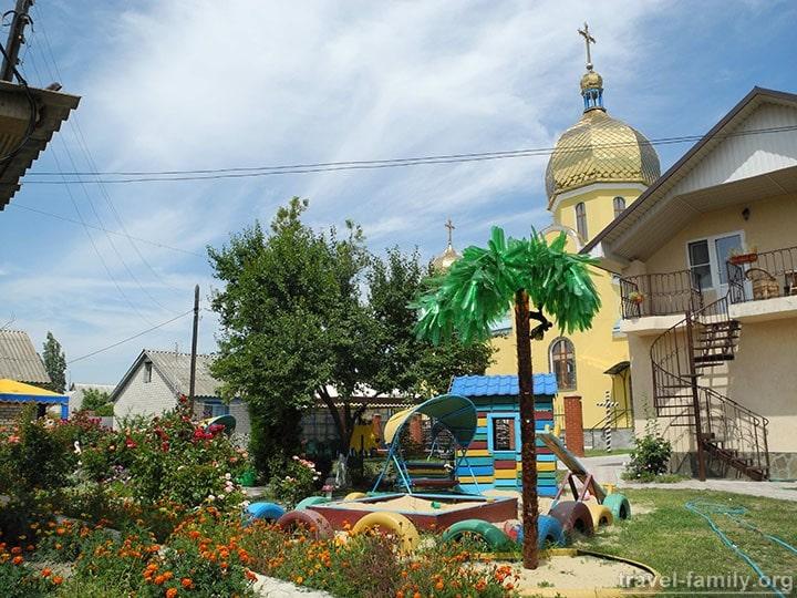 Отдых в Скадовске: бюджетное жилье