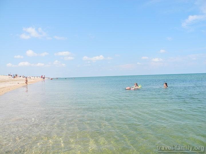 Арабатская стрелка: отдых, отзывы, море, пляж, жилье, горячий источник 50