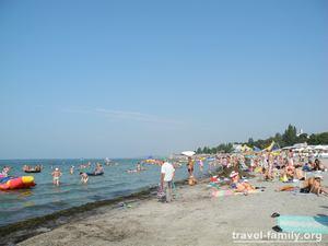 Фото с пляжей скадовска