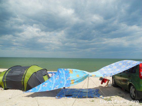 знаете, как отдых на черном море дикарем украина Эзра